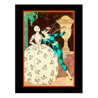 Art Deco postcard 15