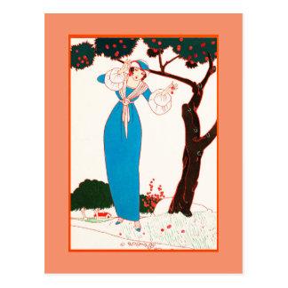 Art Deco postcard 19
