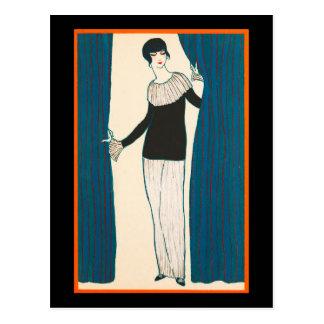 Art Deco postcard 6