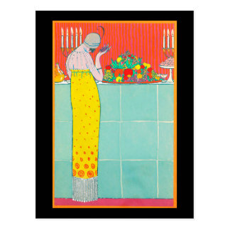 Art Deco postcard 8