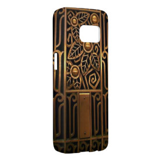 Art Deco Samsung Galaxy S7, Barely There