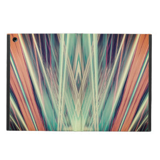 Art Deco spotlights background Case For iPad Air