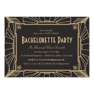 Great Gatsby Party Invitations Announcements Zazzlecouk