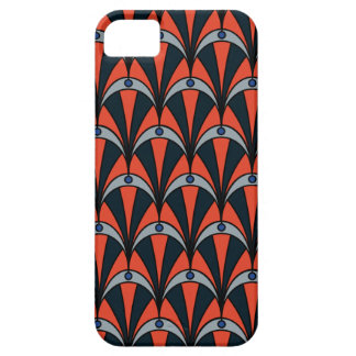 Art deco style pattern case for the iPhone 5