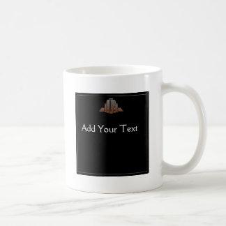 Art Deco Tower Classic White Coffee Mug