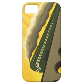 Art Deco Train iphone 6/6s case