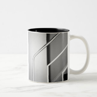 art deco Two-Tone mug