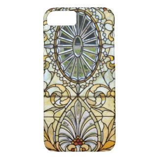 Art Deco Vintage Glass iPhone 7 Case