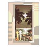 Art Deco Vintage Miami Beach | blush