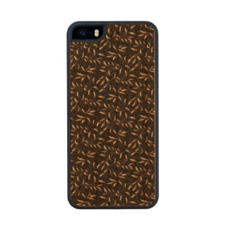 Art Deco Willow Leaf Pattern iPhone 6 Plus Case
