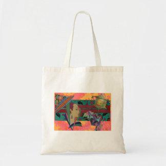 Art Deco Woman Color Splash