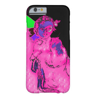 Art deco woman, phonecase barely there iPhone 6 case