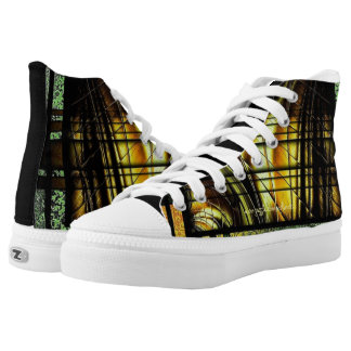 Art Deco Your Feet Printed Shoes