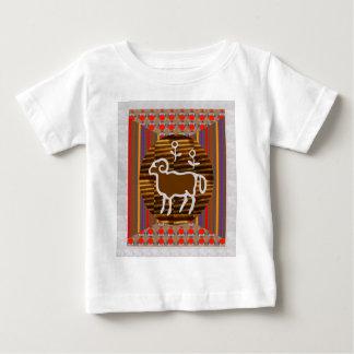 ART Decoration RAM ARIES Zodiac Symbol Astrology Infant T-Shirt