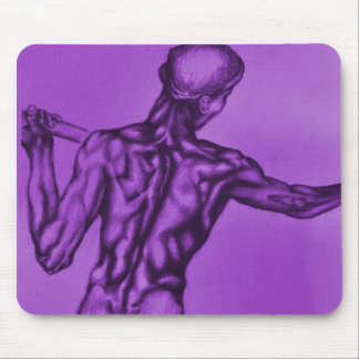 art design old masters mouse pad