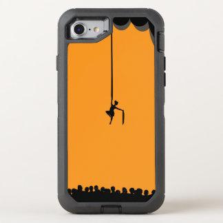 art design pattern dance OtterBox defender iPhone 8/7 case