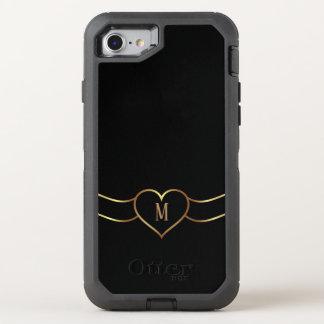 art design pattern OtterBox defender iPhone 8/7 case