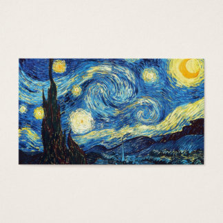 Art Education For Kids & Adults: The Starry Night
