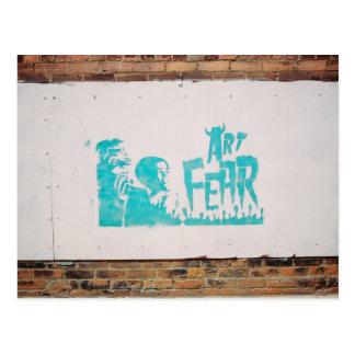 art fear post cards