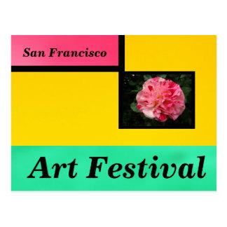 Art Festival Postcard