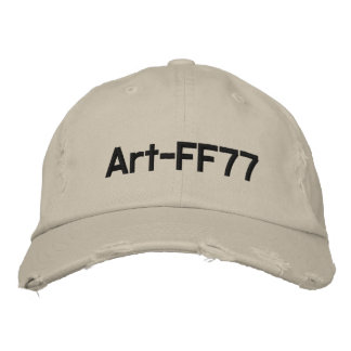 Art-FF77 Embroidered Hats