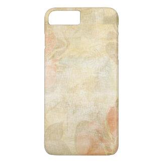 art floral grunge background pattern iPhone 8 plus/7 plus case
