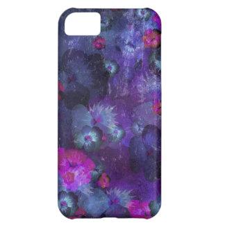 Art floral grunge pattern iPhone 5C case