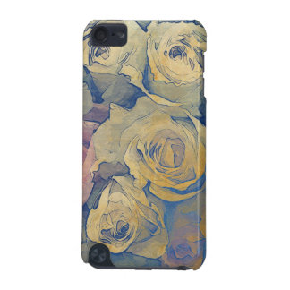 art floral vintage colorful background iPod touch (5th generation) cover