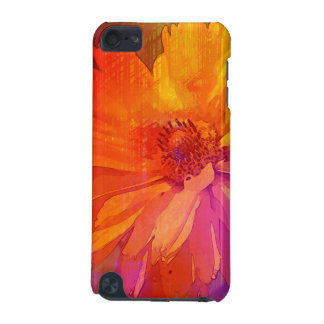 Art Floral Vintage Rainbow Background iPod Touch 5G Covers