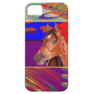 Art for HORSE Sense iPhone 5/5S Cases