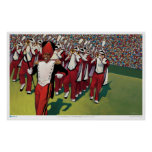 Art for 'M is for a Marching Band' Poster