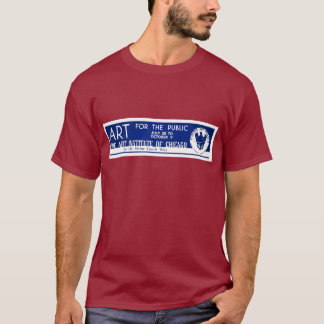 Art for the Public  - WPA Poster - T-Shirt