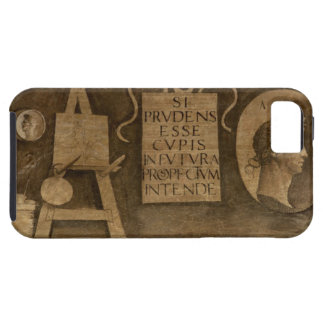 Art, from 'The Liberal Arts' cycle (fresco) iPhone 5 Cover