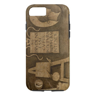 Art, from 'The Liberal Arts' cycle (fresco) iPhone 8/7 Case