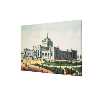 Art Gallery Canvas Print