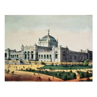 Art Gallery Postcard