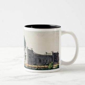 Art Gallery Two-Tone Coffee Mug