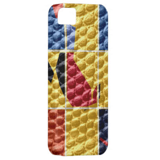 Art graphic design 042 case for the iPhone 5