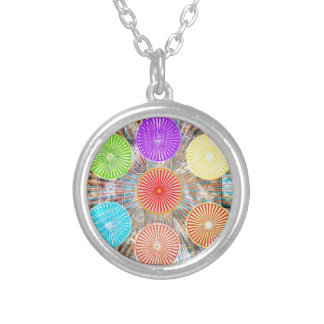 Art Graphics n photography gifts Silver Plated Necklace
