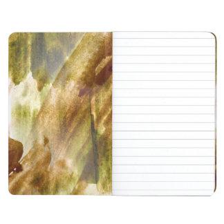 art green, brown hand paint background seamless journals