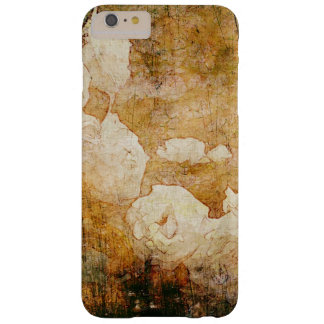art grunge floral vintage background texture barely there iPhone 6 plus case
