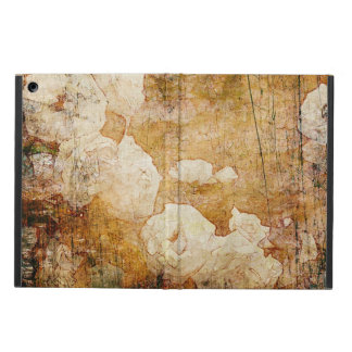 art grunge floral vintage background texture cover for iPad air