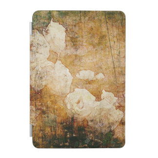 art grunge floral vintage background texture iPad mini cover