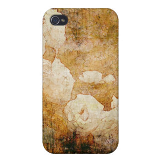art grunge floral vintage background texture covers for iPhone 4