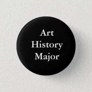 Art History Major Button