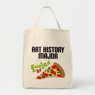 Art History Major Gift (Pizza) Tote Bag