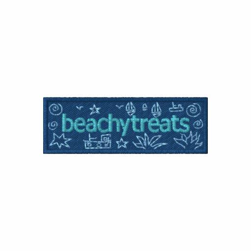 Art Hoodie: Classic Beachy Treats
