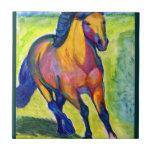 Art Horse Tile