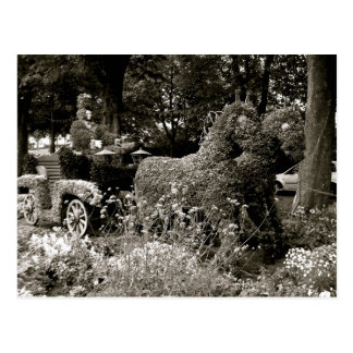 Art Installation, Gravelines, FRANCE Postcard