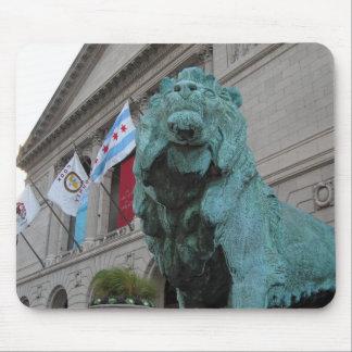 Art Institute Lion Mouse Mat